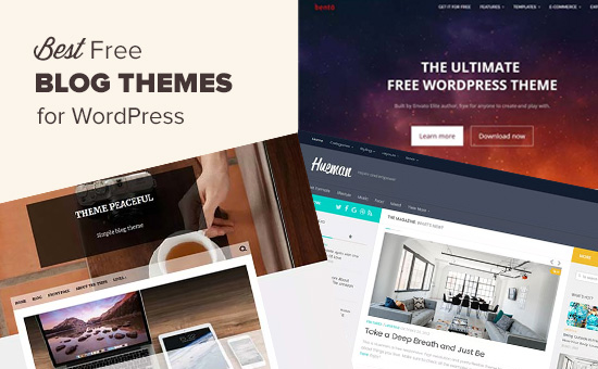 59 Best Free WordPress Blog Themes For 2018