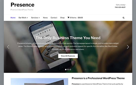 42 Best Simple Wordpress Themes You Should Try 2020