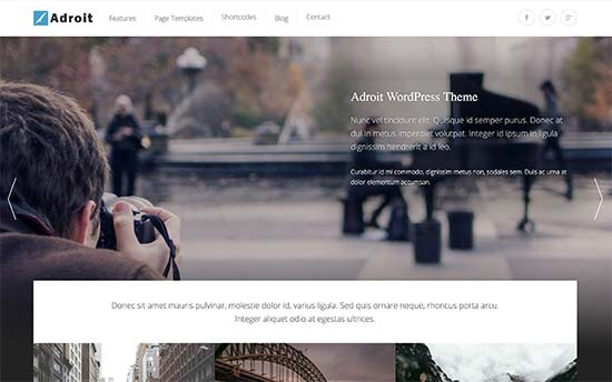 41 Best Simple WordPress Themes You Should Try (2018)