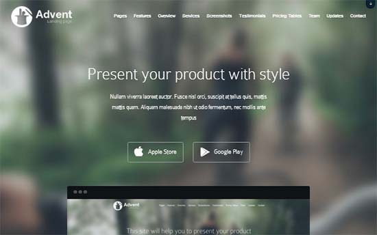 Best Sales Page WordPress Themes For Marketers - Sales page template wordpress