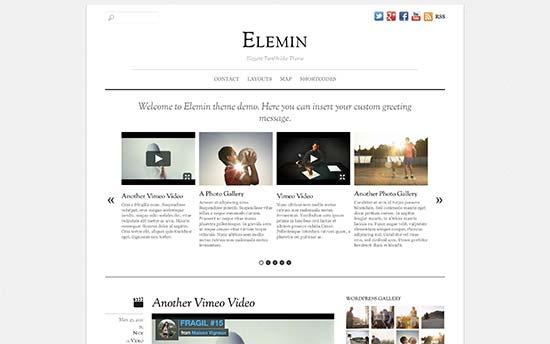 26 Best Minimalist Wordpress Themes For Writers 2019
