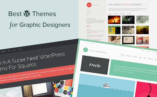 27 Best Wordpress Themes For Graphic Designers 2020