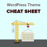 WordPress Theme Cheat Sheet for Beginners