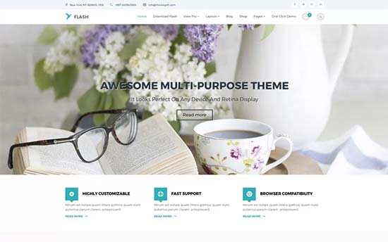 48 Best WooCommerce WordPress Themes (2018)