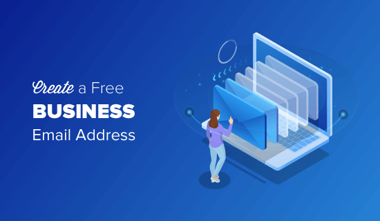 how do i get a business email address for free