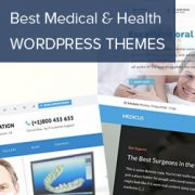 22 Best Medical and Health WordPress Themes