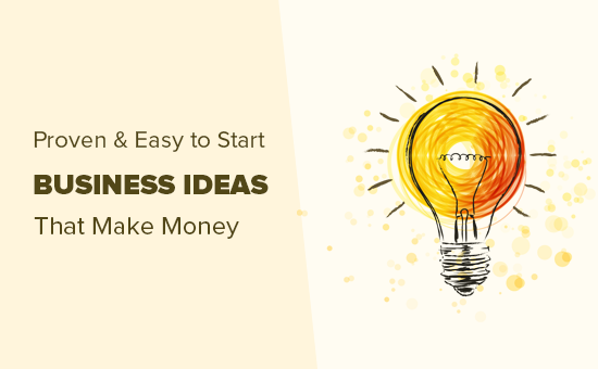 27 Proven And Easy To Start Online Business Ideas That