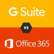 G Suite vs Office 365 Comparison – Which One is Better?