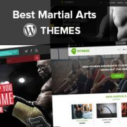 25 Best Martial Arts WordPress Themes