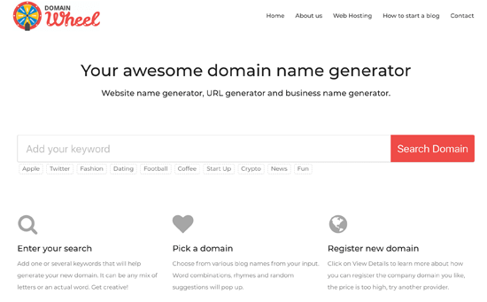 7 Best Blog Name Generators to Help You Find Good Blog Name