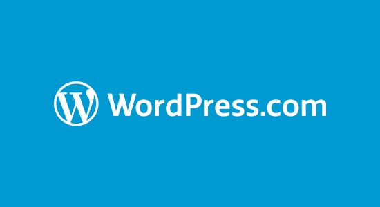 WordPress.com free website hosting domain