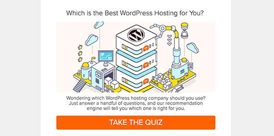 quiz maken wordpress