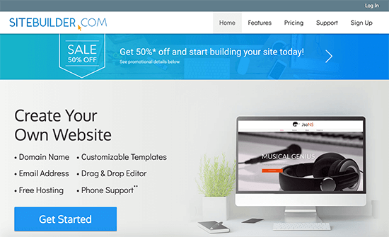 How to Choose the Best Website Builder in 2019 (Compared)