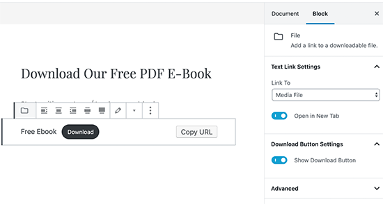 Download PDF link