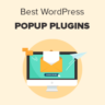 Which is the Best WordPress Popup Plugin? (Performance + Quality Compared)