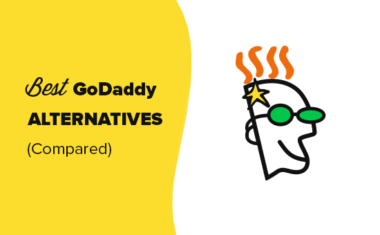 Best GoDaddy alternatives for website owners