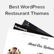 24 Best WordPress Restaurant Themes (2019)