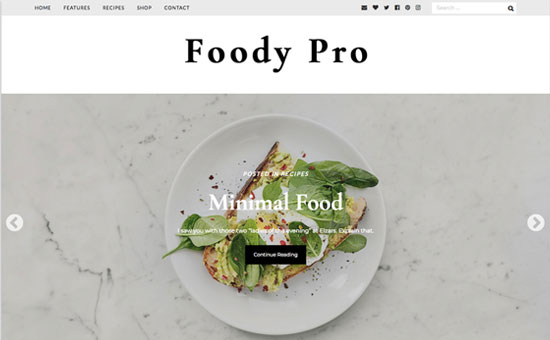 Foody Pro