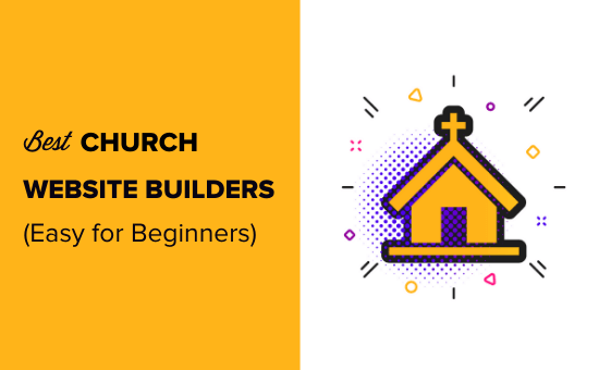 Best church website builders (easy for beginners)