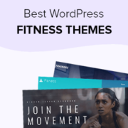 21 Best WordPress Themes for Fitness Blogs (2020)