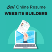 6 Best Online Resume Website Builders (Easy to Use)