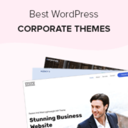 28 Best Corporate WordPress Themes for Your Business (2020)