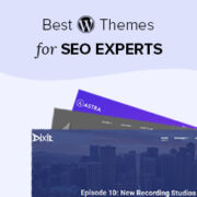 22 Best WordPress Themes for SEO Experts