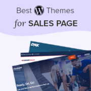 25 Best Sales Page WordPress Themes for Marketers (2020)